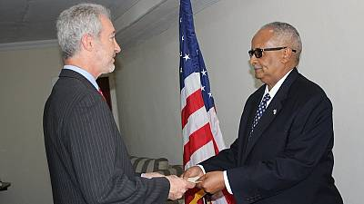 Somalia welcomes first US ambassador in 25 years