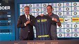 Frank de Boer est le nouvel entraîneur de l'Inter