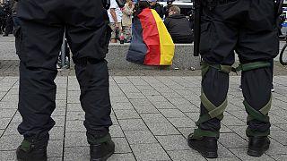 دستگیری یک مظنون به تروریسم در آلمان
