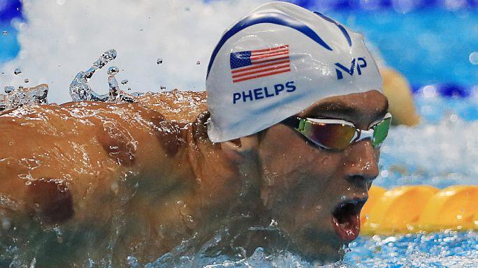 Rio2016: Doping turva as águas