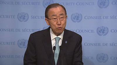 Somalie : Ban Ki-moon salue les efforts de démocratisation