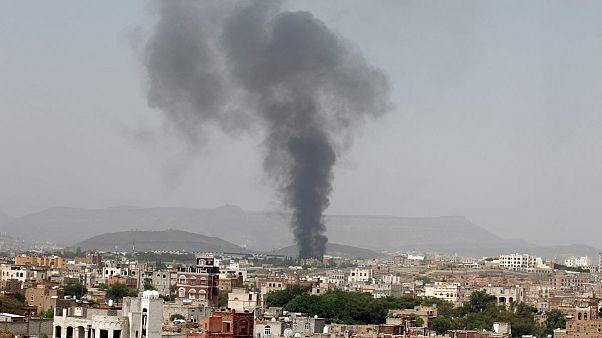Йемен: впервые с апреля бомбили Сану