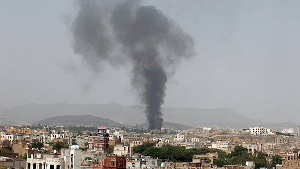 Coalition airstrikes kill 20 in Sanaa after four-month respite