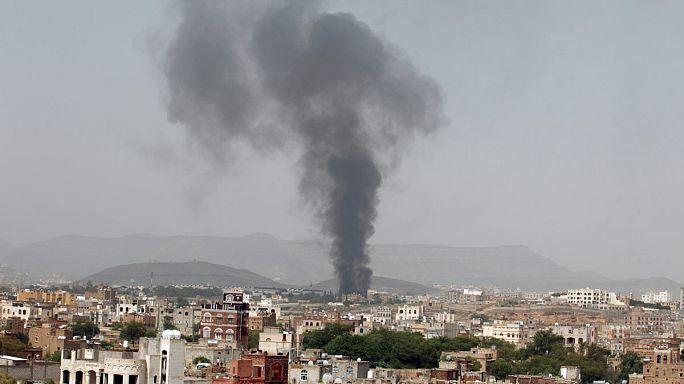 Yemen'deki hava operasyonunda en az 20 sivil hayatını kaybetti
