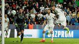 Real Madrid vence Sevilha e conquista a terceira Supertaça europeia
