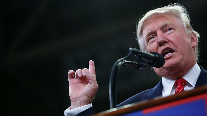 Trump laisse entendre que les partisans du port d'armes pourraient faire barrage à Hillary Clinton