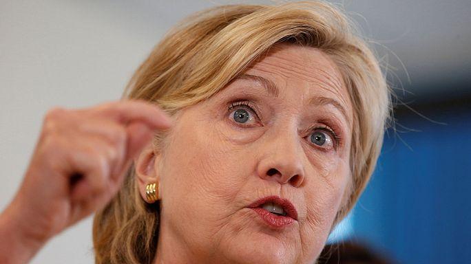 Pert indítanak Hillary Clinton ellen