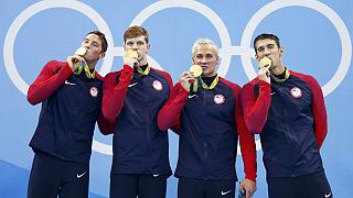 Rio'da Michael Phelps'ten rekor üstüne rekor