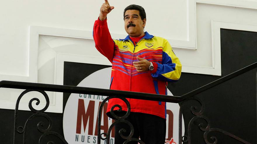 Venezuela opposition signature drive 'probably' set for October