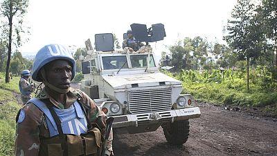 RDC : cinq soldats congolais et un Casque bleu blessés dans une opération