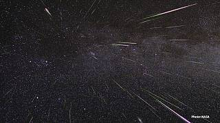 Não perca a chuva de meteoros Perseidas deste verão
