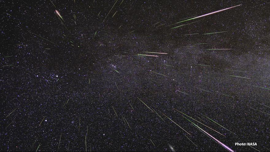 Cómo ver la lluvia de meteoros de las Lágrimas de San Lorenzo este año