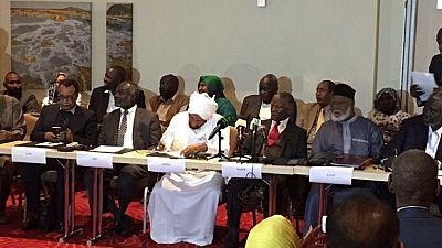Soudan : les groupes rebelles entament un processus de paix