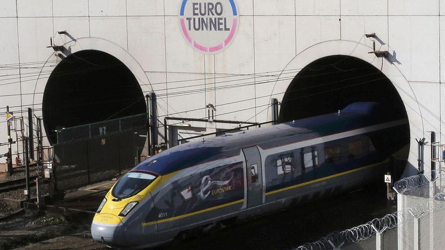Расписание поездов Eurostar: три забастовки в августе