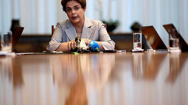مجلس الشيوخ البرازيلي يقبل الاتهامات الموجهة ضد روسيف