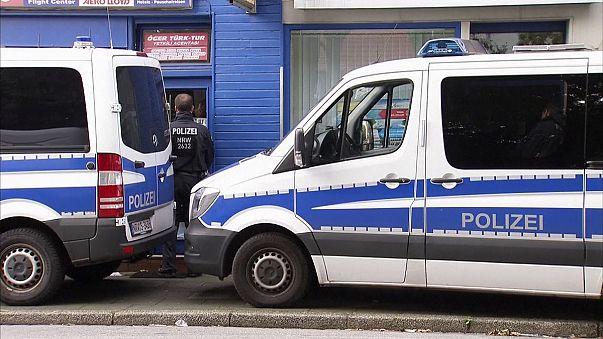 عملیات ضدتروریستی پلیس آلمان آغاز شد