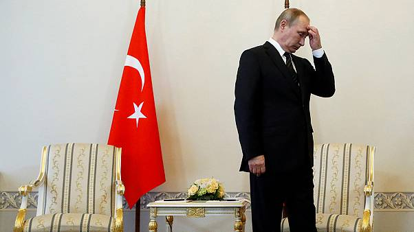 Vladimir is waiting for Tayyip