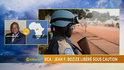 Francoise Bozize Junior released on bail in CAR [The Morning Call]