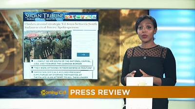 Press Review of August 10, 2016 [The Morning Call]