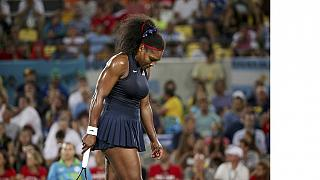 Rio 2016 : Serena Williams élimée du tournoi olympique de tennis