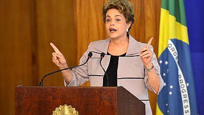 Procès en vue contre la présidente Dilma Rousseff