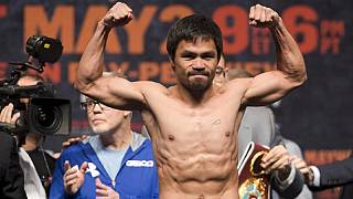 Senator Manny Pacquiao can't rely on salary, announces boxing comeback