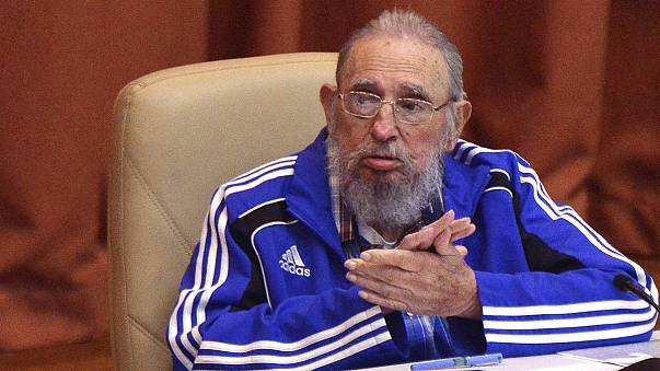 Küba Devrimi'nin büyük önderi Fidel Castro 90 yaşında!