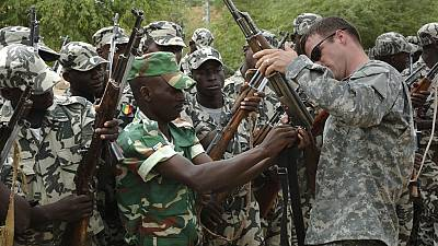 Cinq soldats portés disparus au Mali