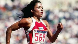 Flo-Jo: a story of the Olympics, speed and dying to succeed