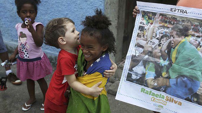 """Rio 2016: """"Londra hayvanat bahçesine kapatılması gereken maymun bugün evinde şampiyon oldu."""""""