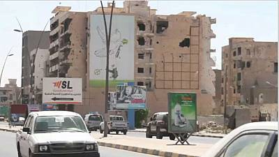 Misrata: 'City of martyrs'
