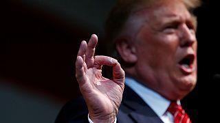 Trump aclara sus palabras contra Clinton sobre la Segunda Enmienda