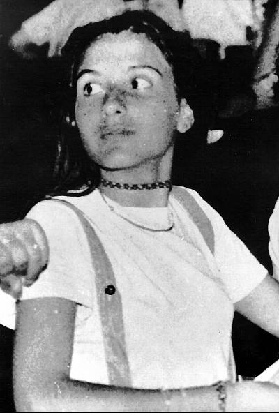 Emanuela Orlandi went missing in 1983.