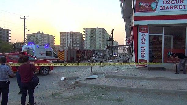 PKK blamed for deadly bombings in southeast Turkey