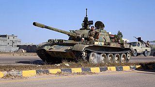 Libye : le centre de commandement de l'EI à Syrte repris par les forces gouvernementales