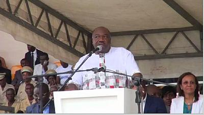 Gabon opposition warns Bongo not to use force ahead of elections