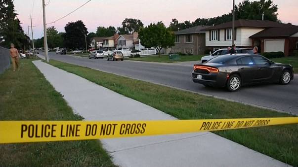 'Terror suspect' killed by Canadian police