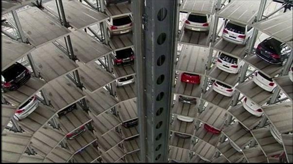 Ismét a Volkswagen sumákolt