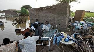 Sudanese government sounds flood alarm as the Nile rises