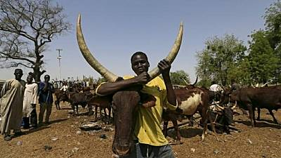 Clashes between Christian farmers and Muslim herders in Nigeria