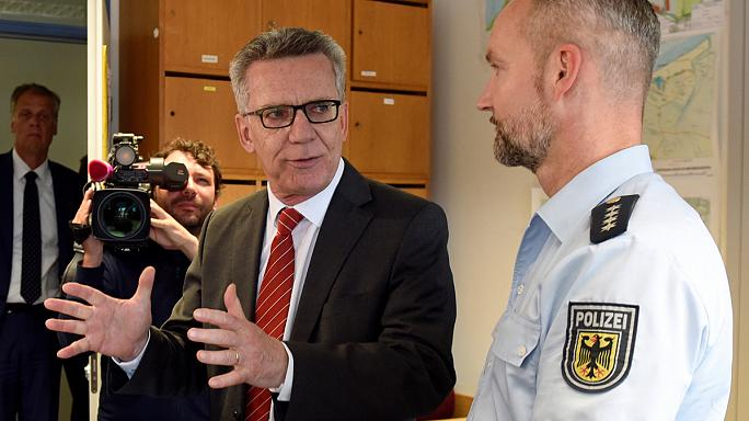Rendkívüli terrorellenes intézkedések Németországban