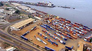 Le président gabonais inaugure le nouveau port minéralier du pays