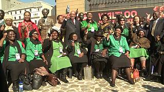 [Video] Jacob Zuma and the ANC celebrate Women's Day