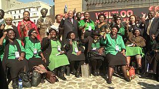 [Vidéo] Jacob Zuma et l'ANC célèbrent la Journée de la Femme