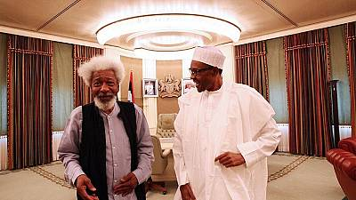 Nigeria: Buhari's 'private' meeting with Wole Soyinka sets tongues wagging