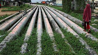 Nigeria : un nouveau groupe armé détruit un pipeline dans l'État du Delta