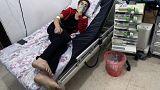 Aleppo: UN probes 'gas' attack amid pressure for longer truce