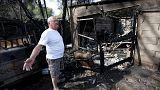 France : les incendies maîtrisés, un homme en garde à vue