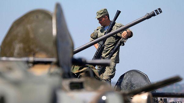 Kırım'da Rus işgalinin ikinci yıldönümü