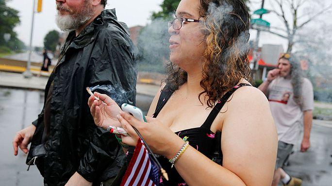 Власти США отказались узаконить марихуану